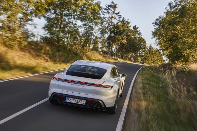 2020 Porsche Taycan turbo S 563134