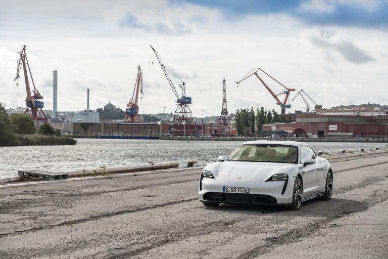 2020 Porsche Taycan turbo S 563161