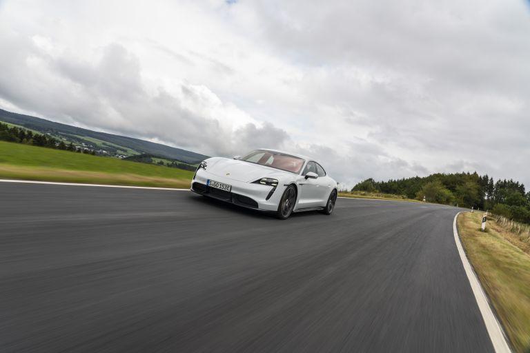 2020 Porsche Taycan turbo S 563220
