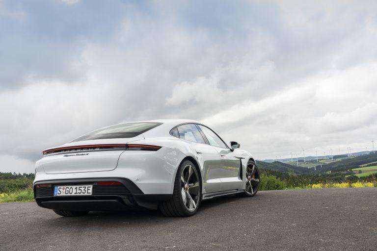 2020 Porsche Taycan turbo S 563259