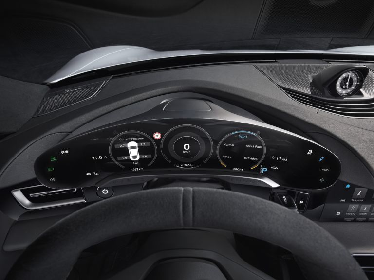 2020 Porsche Taycan turbo S 563342