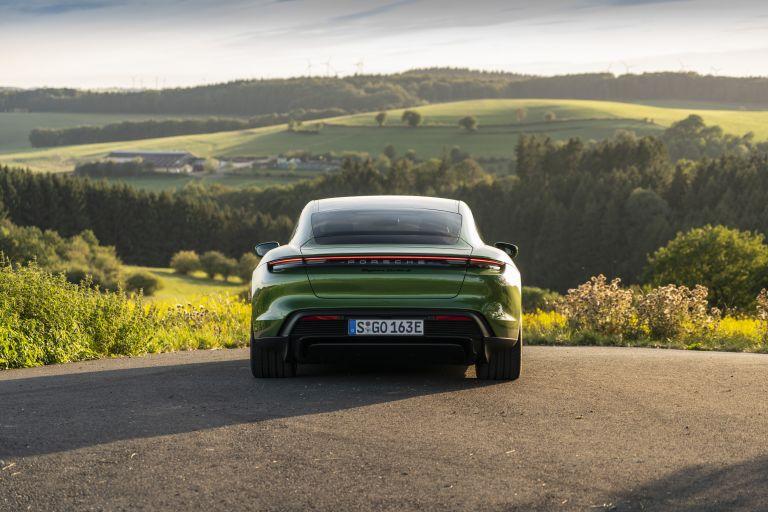 2020 Porsche Taycan turbo S 563371