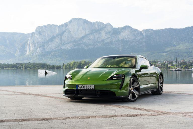2020 Porsche Taycan turbo S 563425