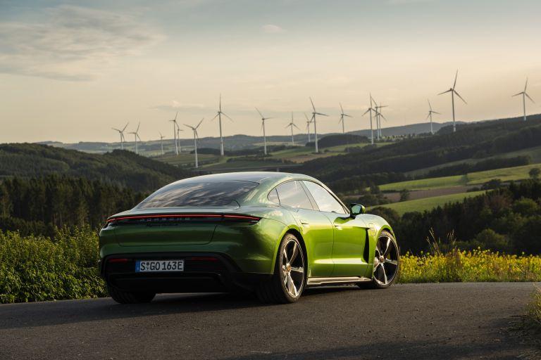 2020 Porsche Taycan turbo S 563433