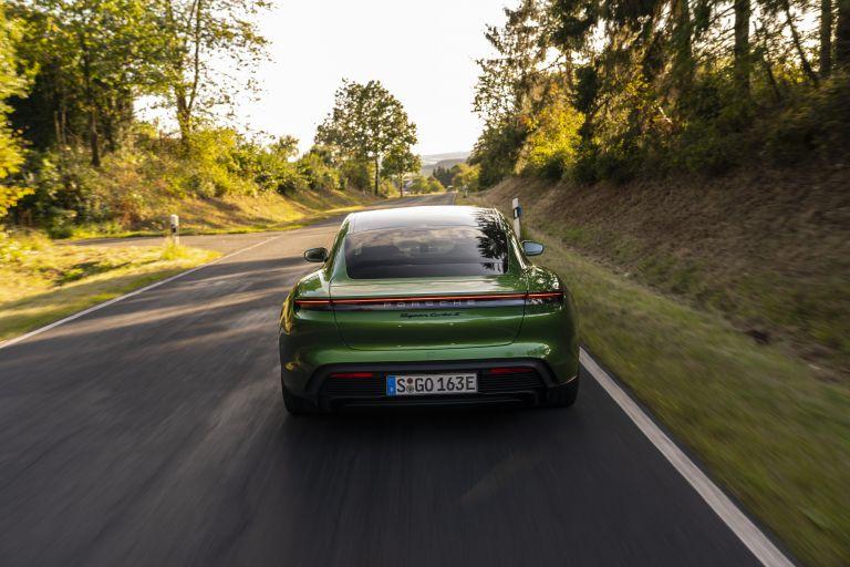 2020 Porsche Taycan turbo S 563438