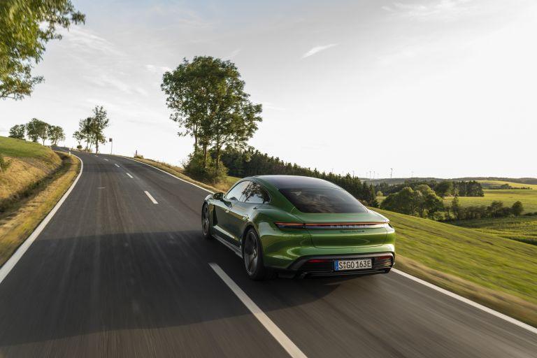 2020 Porsche Taycan turbo S 563442