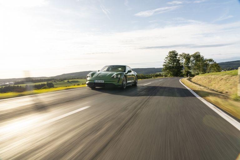 2020 Porsche Taycan turbo S 563455