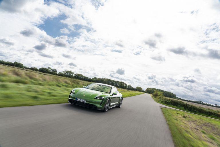 2020 Porsche Taycan turbo S 563484