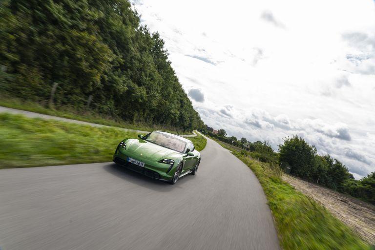 2020 Porsche Taycan turbo S 563486