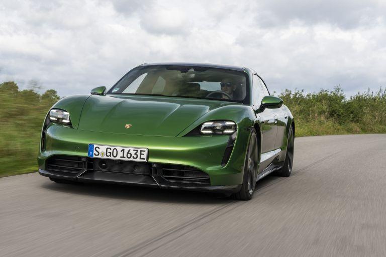 2020 Porsche Taycan turbo S 563491