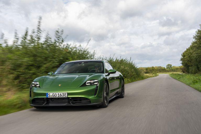 2020 Porsche Taycan turbo S 563492