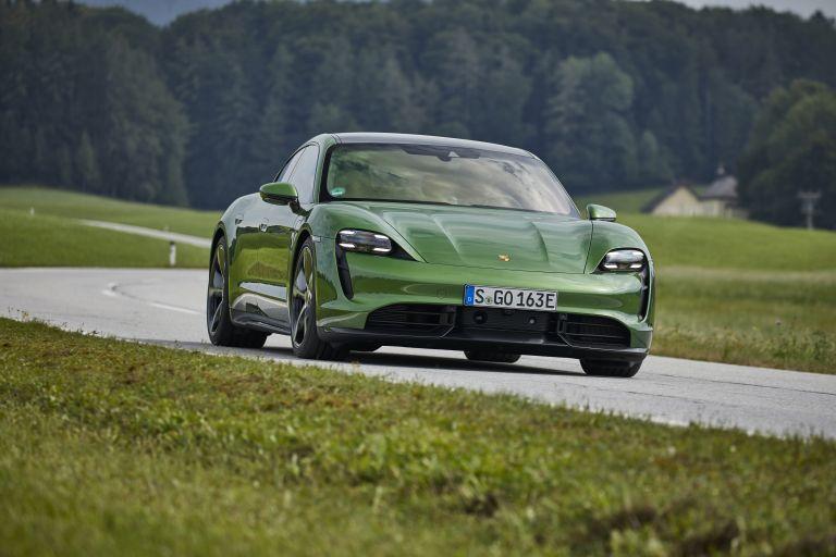 2020 Porsche Taycan turbo S 563501