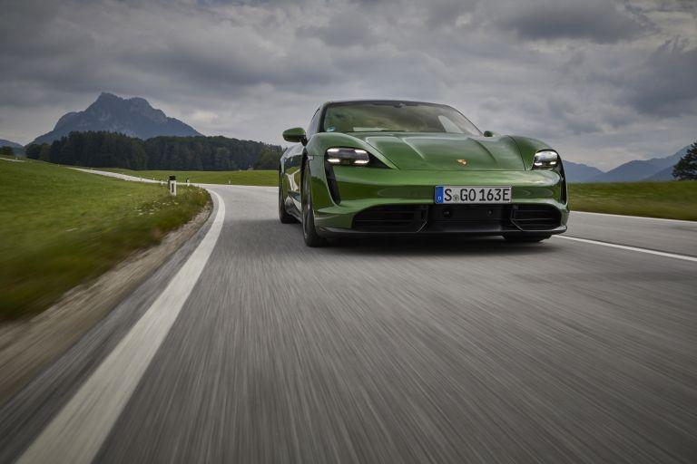 2020 Porsche Taycan turbo S 563504