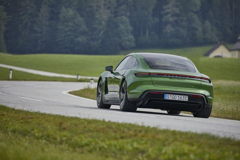 2020 Porsche Taycan turbo S 563505