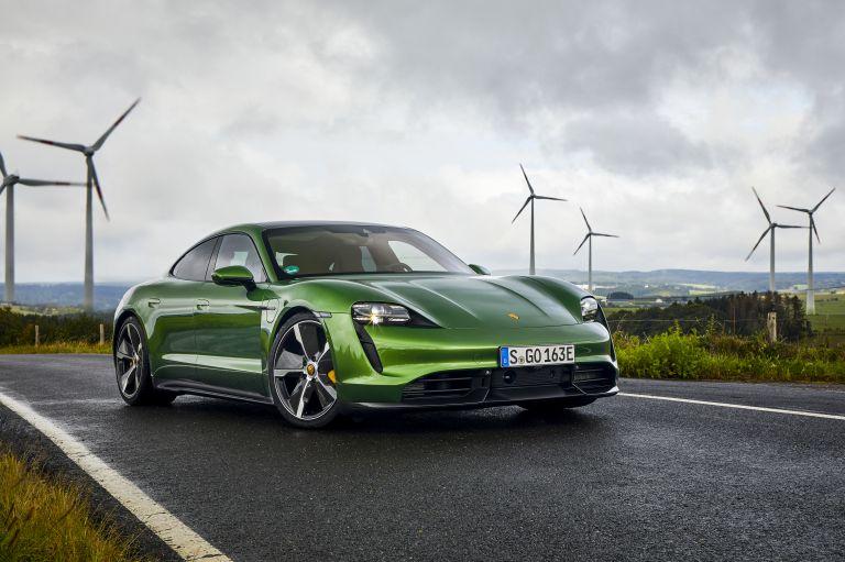2020 Porsche Taycan turbo S 563514