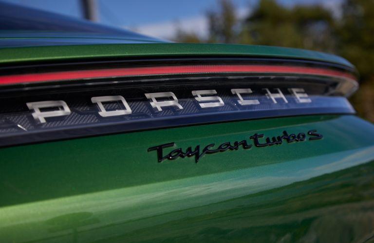 2020 Porsche Taycan turbo S 563537