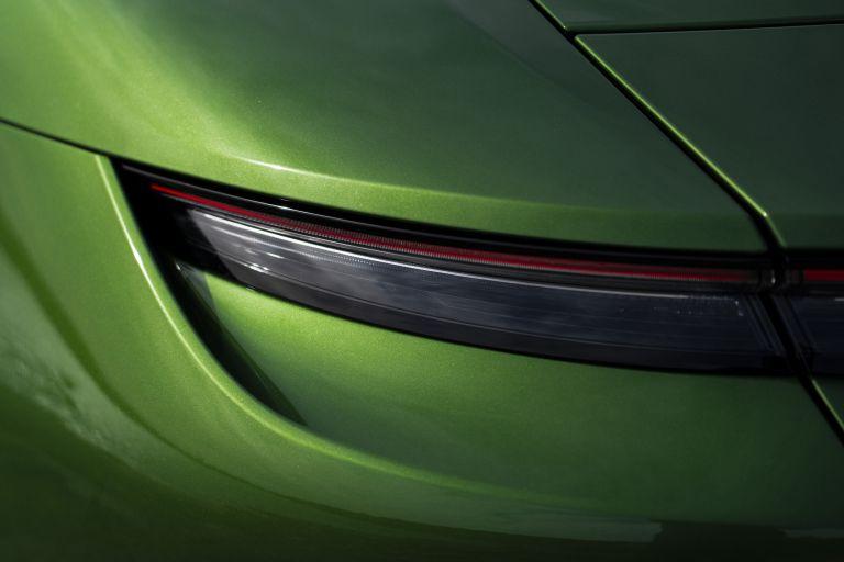 2020 Porsche Taycan turbo S 563539