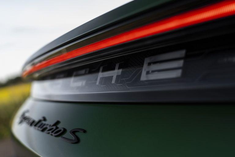 2020 Porsche Taycan turbo S 563540