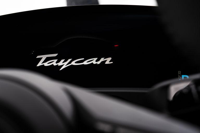 2020 Porsche Taycan turbo S 563554