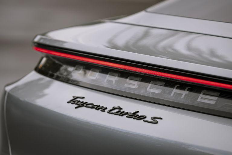 2020 Porsche Taycan turbo S 563591