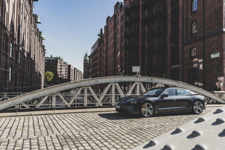 2020 Porsche Taycan turbo S 563598