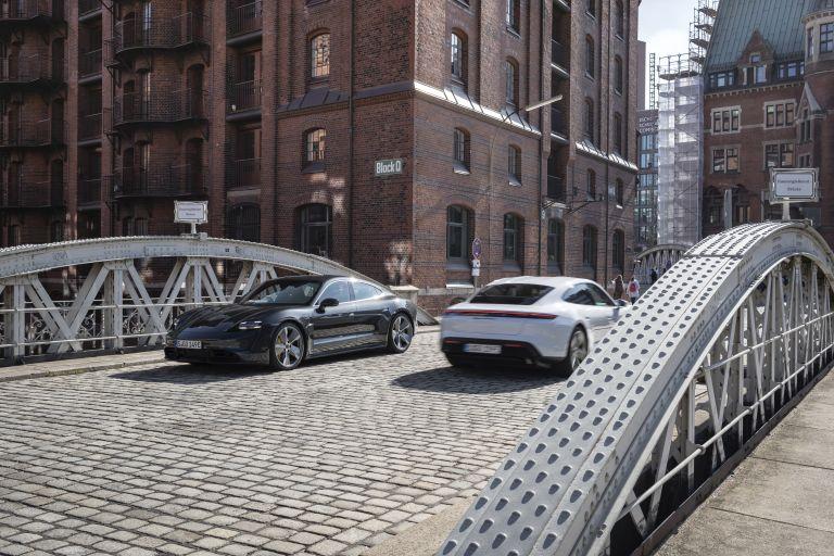 2020 Porsche Taycan turbo S 563635