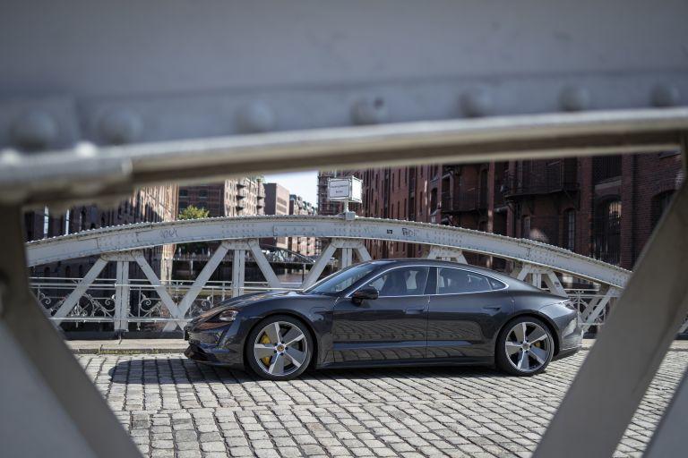 2020 Porsche Taycan turbo S 563638