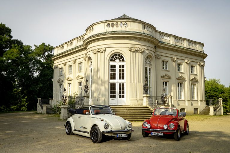 2019 Volkswagen e-Beetle concept 557810