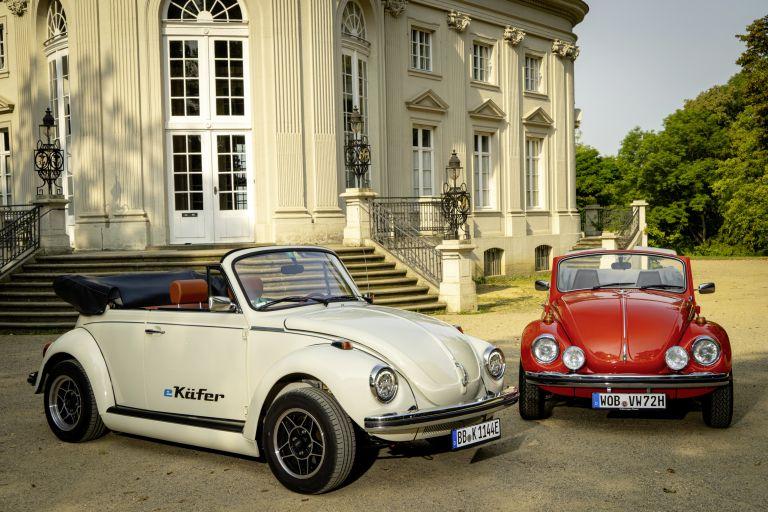 2019 Volkswagen e-Beetle concept 557811