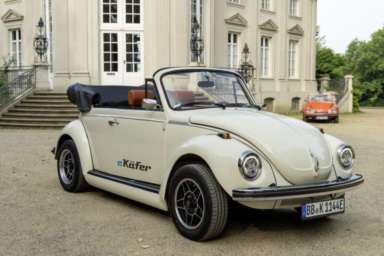 2019 Volkswagen e-Beetle concept 557823