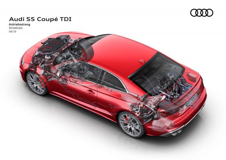 2020 Audi S5 coupé TDI 558000