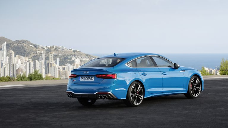 2020 Audi S5 sportback TDI 558013