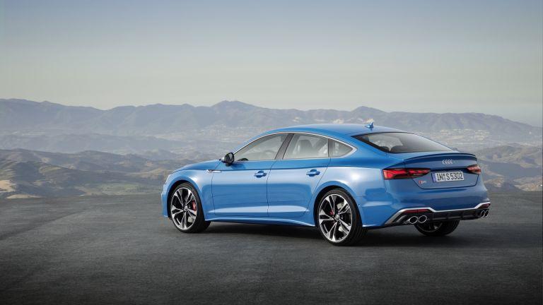 2020 Audi S5 sportback TDI 558020