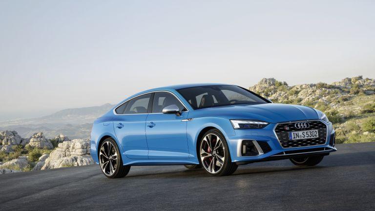 2020 Audi S5 sportback TDI 558022