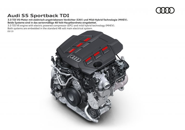 2020 Audi S5 sportback TDI 558030