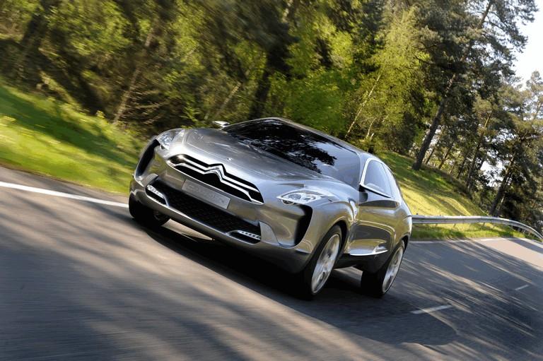 2008 Citroën Hypnos hybrid crossover concept 327415