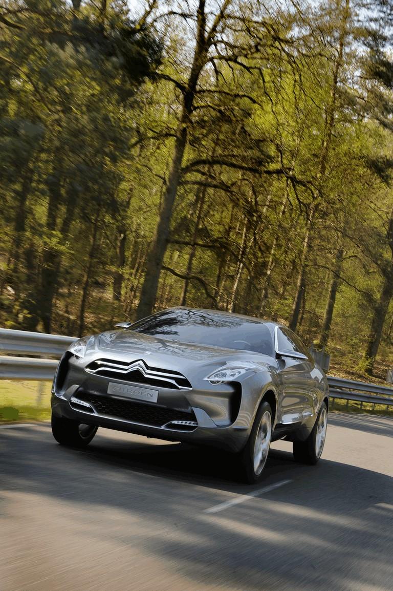 2008 Citroën Hypnos hybrid crossover concept 327416
