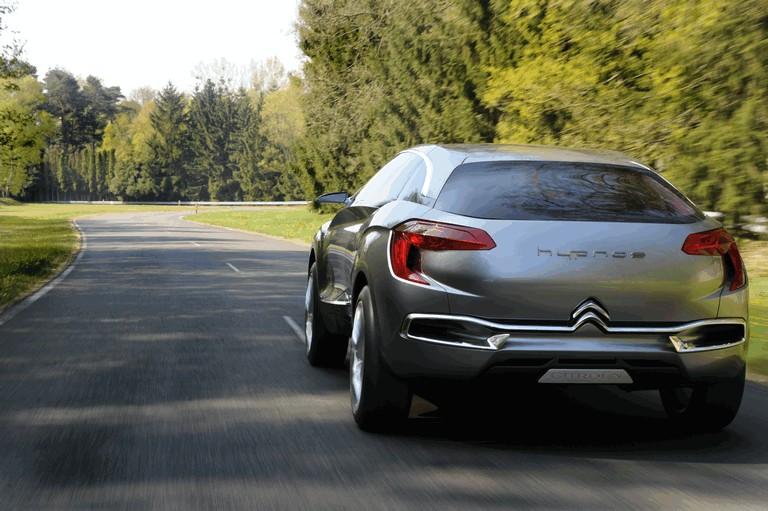 2008 Citroën Hypnos hybrid crossover concept 327418