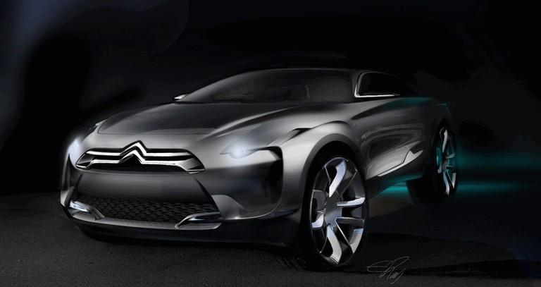 2008 Citroën Hypnos hybrid crossover concept 327487