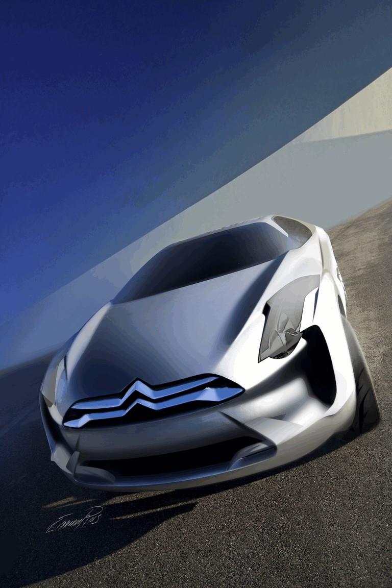 2008 Citroën Hypnos hybrid crossover concept 327489