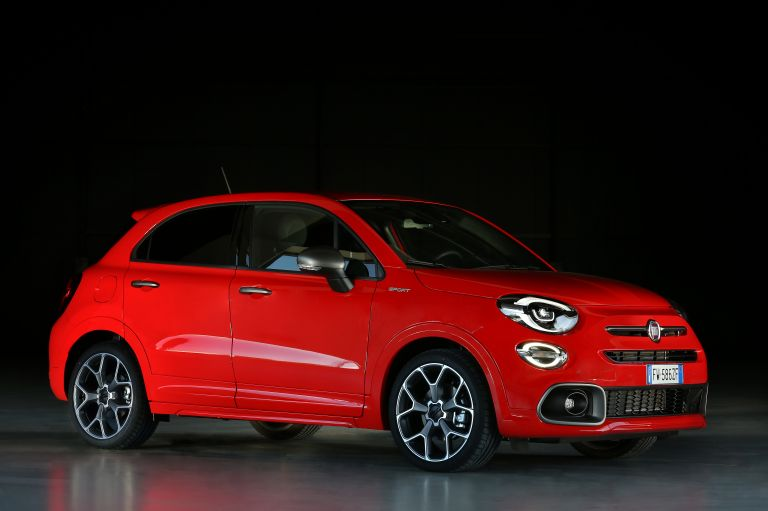 2020 Fiat 500x Sport Free High Resolution Car Images