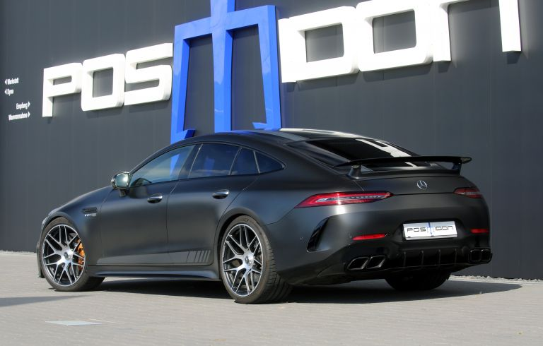 2019 Posaidon RS 830 ( based on Mercedes-AMG GT 63 S 4Matic+) 559356