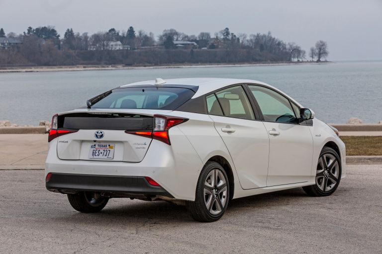 2019 Toyota Prius Limited 559755