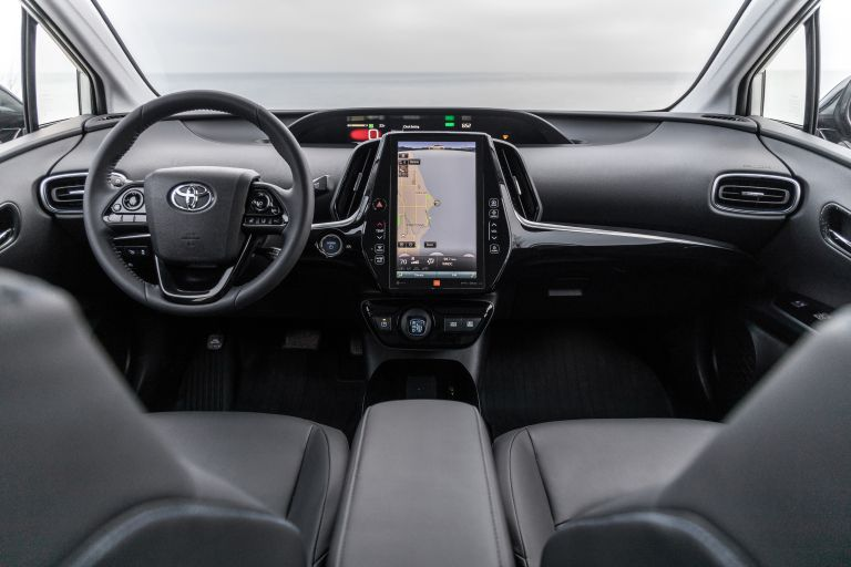2019 Toyota Prius Limited 559762