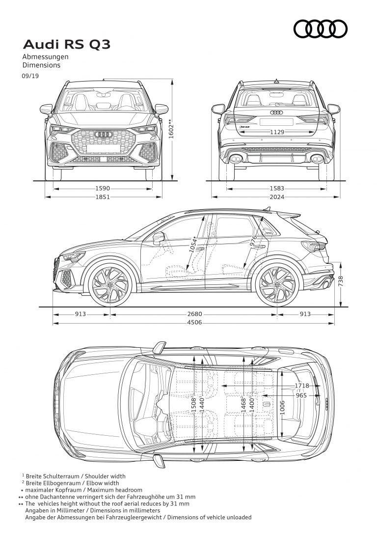 2020 Audi RS Q3 577722