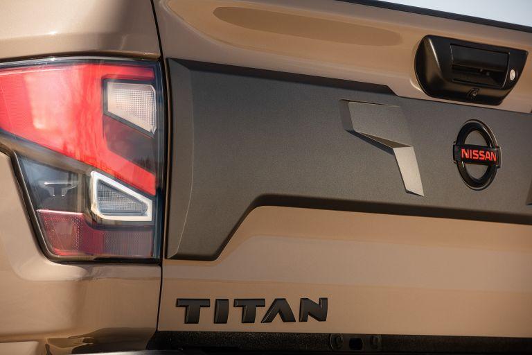 2020 Nissan Titan PRO-4X 560607