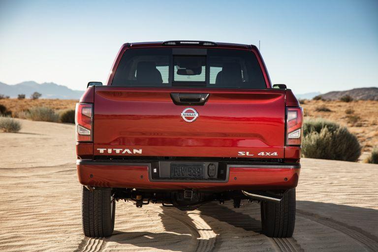2020 Nissan Titan SL 560630