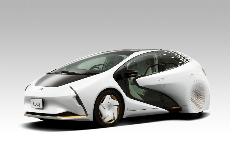 2019 Toyota LQ concept 563751