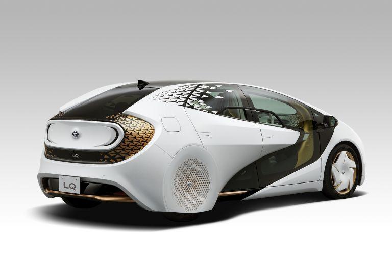 2019 Toyota LQ concept 563753