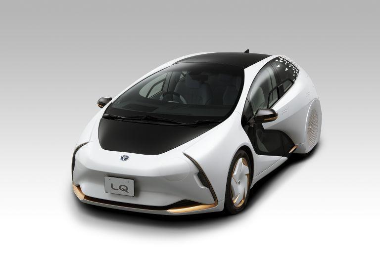 2019 Toyota LQ concept 563754